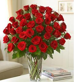 Rosas en jarron, irania floristeria