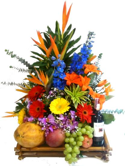 flores-exoticas-con-frutas-irania-floristeria